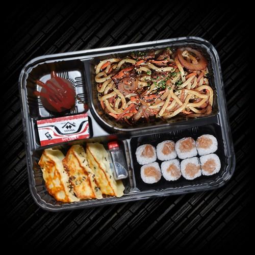 Menú Bento Box