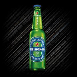 Heineken 0,0 botella 33 cl