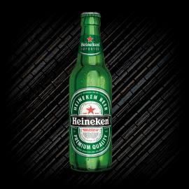 Heineken botella 33 cl