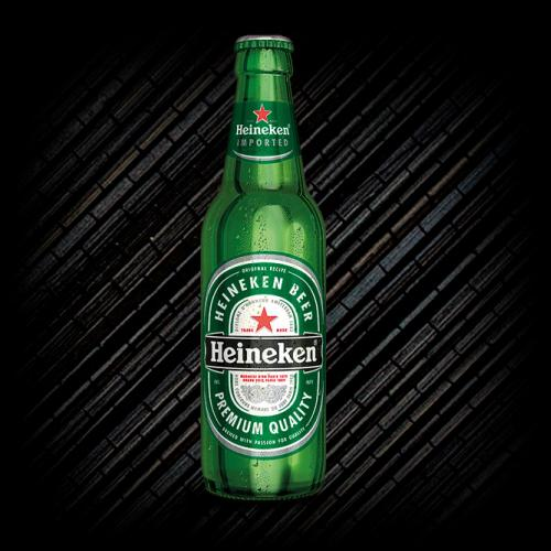 Heineken botella 33 cl
