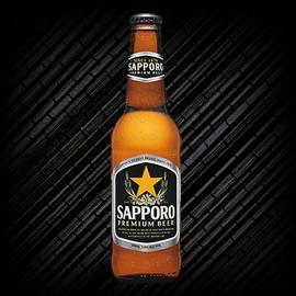 Sapporo botella 33 cl