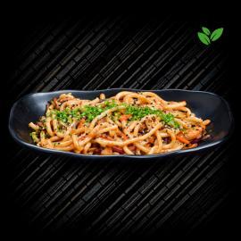 Udon al Wok Vegetarianos