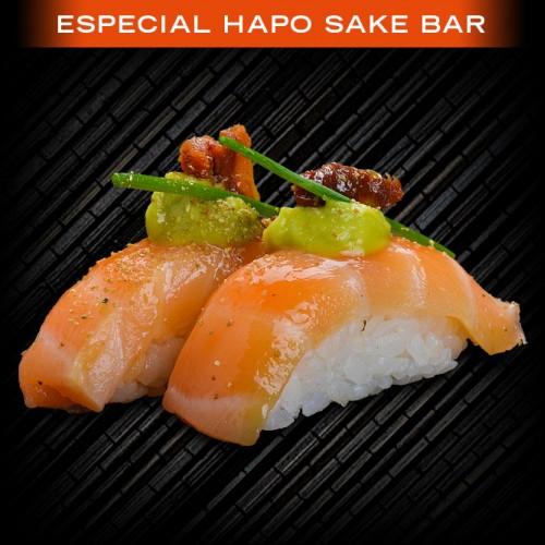 Sake-Avocado Nigiri