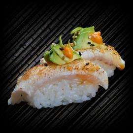Nigiri Hiramasa Spicy