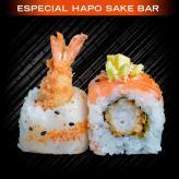 Uramaki Ebi Spicy Rainbow